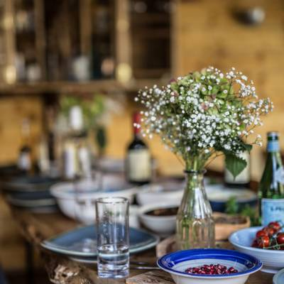 Gourmet dining in Wicklow